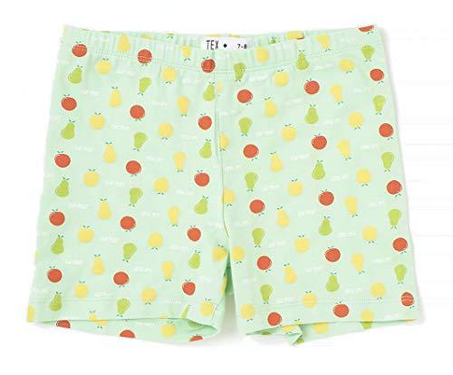 TEX 3616181534813 Pantimedias, Verde Manzana, 2-3 años para Niñas
