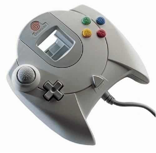 Dreamcast controller - SEGA Official Joypad - PAL [Sega Dreamcast]
