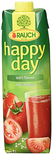 Rauch Happy Day Tomate, 12er Pack (12 x 1 l)