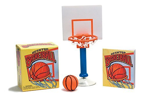 Desktop Basketball: It's a Slam Dunk! (Miniature Editions) by Shoshana Stopek(2012-03-27)