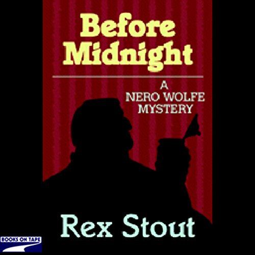 Before Midnight audiobook cover art