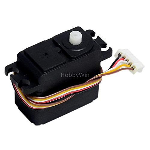 HBX Part 12030 5-Wire Steering Servo 1P for HAIBOXING 1/12 RC Buggy Car Truck 12881