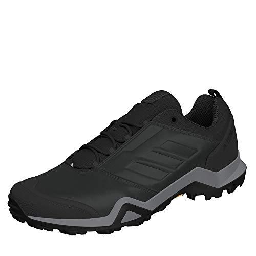 adidas Herren Terrex Brushwood AC7851 Trekking- & Wanderhalbschuhe, Schwarz (Negbás/Negbás/Gricin 000), 44 2/3 EU