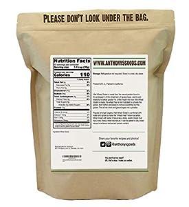 Anthony's Vital Wheat Gluten, 4 lb, High in Protein, Vegan, Non GMO, Keto Friendly, Low Carb #1