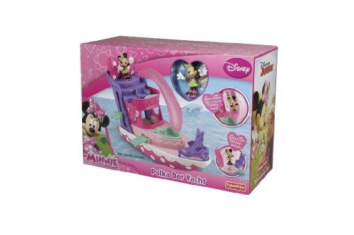 La Casa De Mickey Mouse - Yate de Minnie (Mattel Y1897)