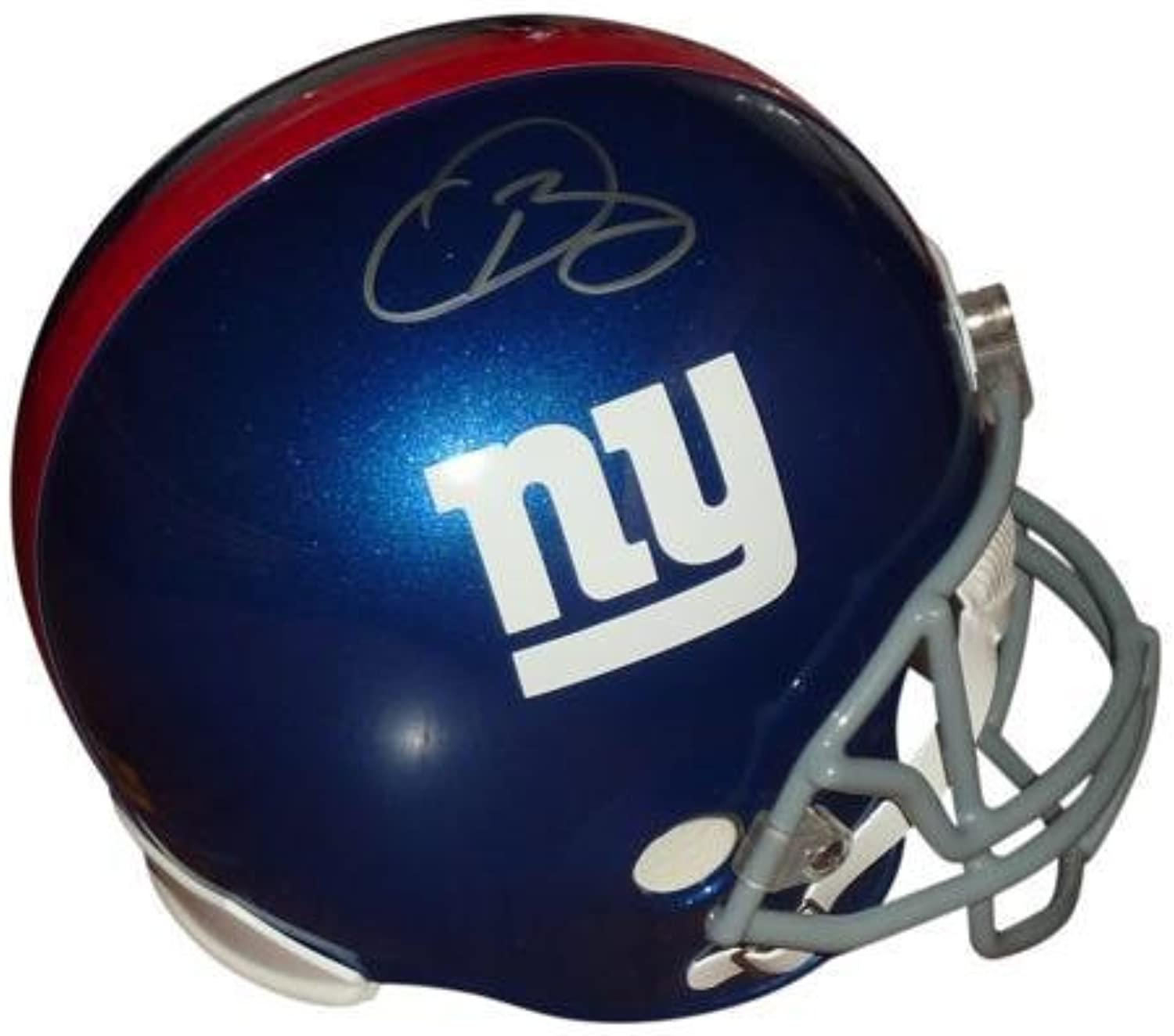 Odell Beckham Jr. Autographed Helmet  Deluxe Full Size Replica  Autographed NFL Helmets