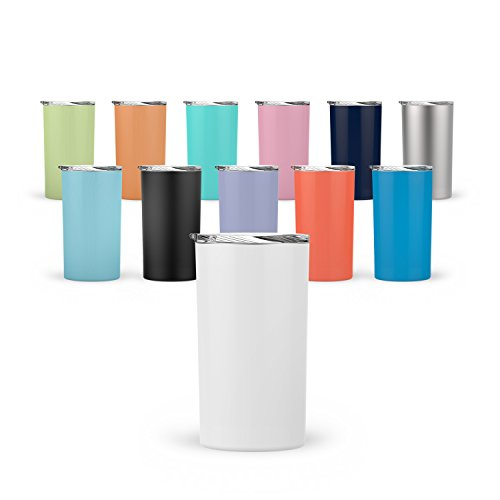 vaso blanco marca Maars Drinkware