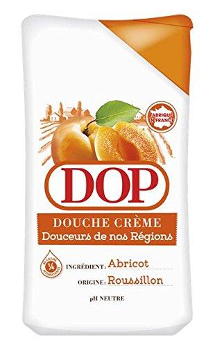 Dop Douche Crème Douceurs de nos Régions à l'Apricot du Roussillon, 250 ml, 3 Stück
