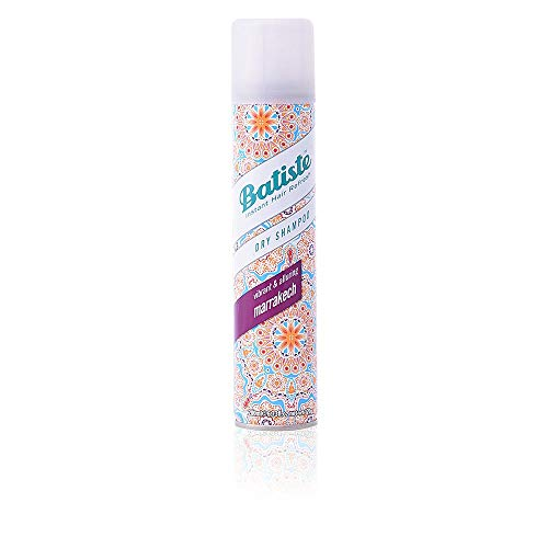 Batiste Marrakech Limited Edition Dry Shampoo Champú - 200 ml