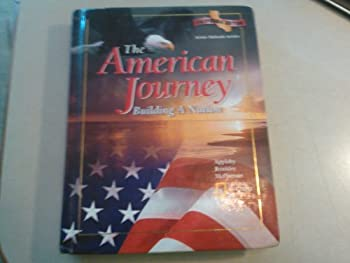 The American Journey Building a Nation California Edition Teacher's Wraparound Ed. 0028218779 Book Cover