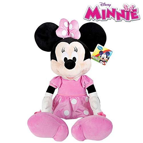 Disney Minnie Mouse Plush Toy 27 H HOT PINK Disney Junior