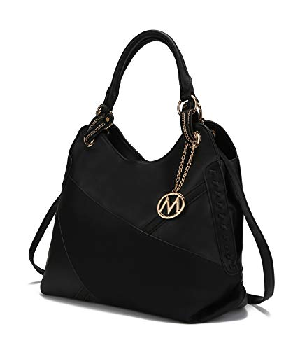 NOTE: This bag is part of the MKF Collection by Mia K and has no association with Mia Farrow: Get Ready for Compliments on Your Designer Bag! The Saniya bag from MKF Collection by Mia K , a designer known for fashionable bags for women that are also ...