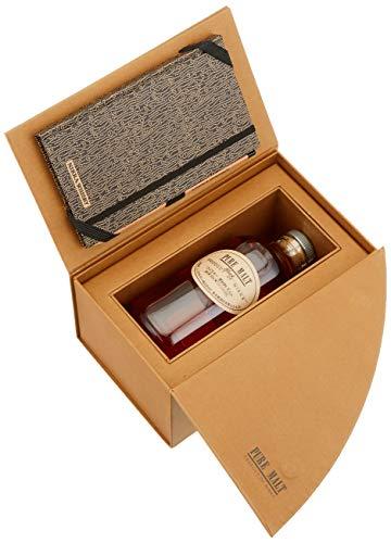 Nikka Pure Malt Black mit Notizbuch Single Malt Whisky (1 x 0.5 l)