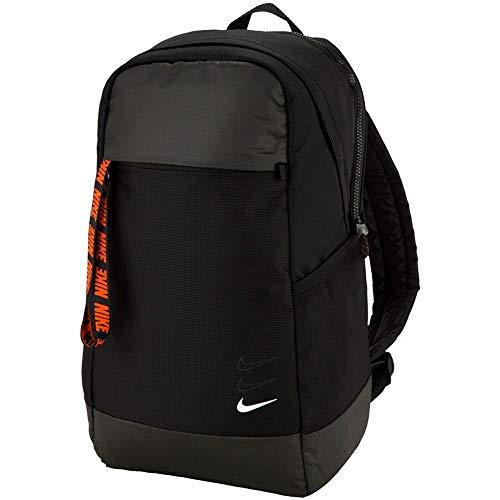 Nike Sportswear Essentials Backpack Black/Black/White One Size