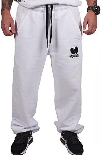 Wu Wear - Wu Tang Clan - Wu Wear Brand Sweatpant blanc - Wu-Tang Clan