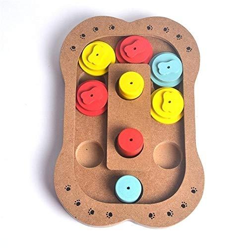 Haustier Spielzeug Pet Feeder Toy Dog Welpenfutter Verstecken Puzzle Spiel Hund Iq Training Interaktives Spielzeug Frei Knochen