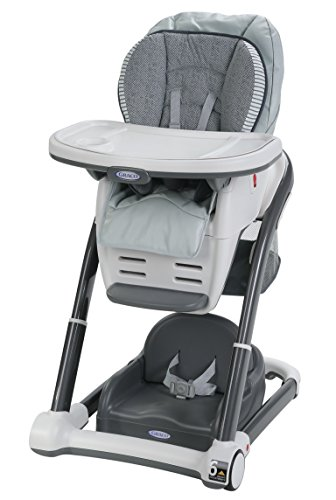 Graco Blossom LX 6 in 1 Convertible High Chair, Raleigh