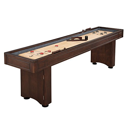 Hathaway Austin 9' Shuffleboard Table
