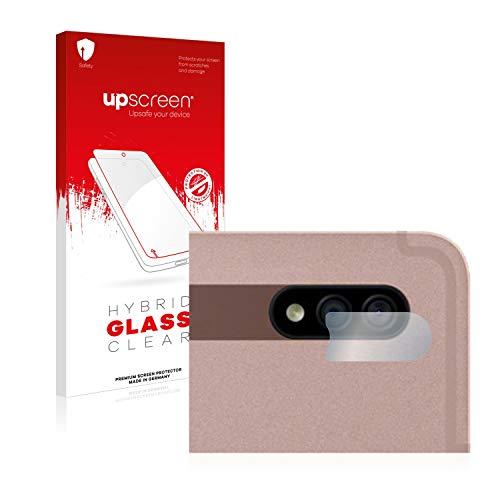 upscreen Hybrid Glass Panzerglas Schutzfolie kompatibel mit Samsung Galaxy Tab S7 WiFi 2020 (nur Kamera) 9H Panzerglas-Folie