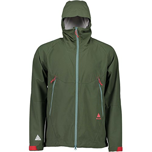 Maloja reimsm Multisport Jacke, Herren M grün (Wood)