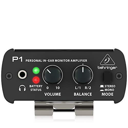 Behringer - Powerplay p1 Amplificador Auricular in Ear