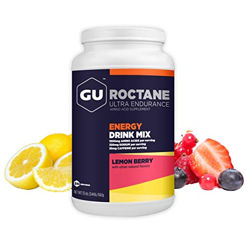 Gu Roctane Ultra Endurance Lemon Berry 1560 grams