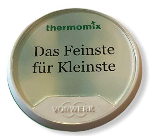 Original Vorwerk Thermomix TM5 Rezept Chip Rezeptchip Das Feinste für Kleinste Kinder Baby