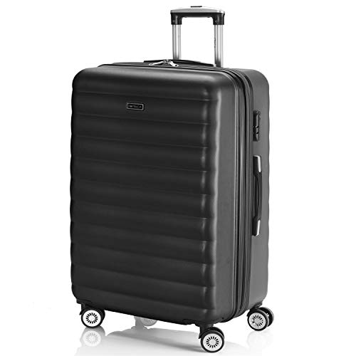 ITACA - 71260 TROLLEY ABS EXTENSIBLE, Color Antracita