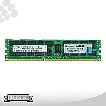 HP 64GB (8 X 8 GB) Kit 8GB 2RX4 PC3L-10600R DDR3-1333 1.35V ECC REG Memory Module For Proliant DL320 G6 DL360 G6 DL360 G7 DL370 G6 DL380 G6 DL380 G7