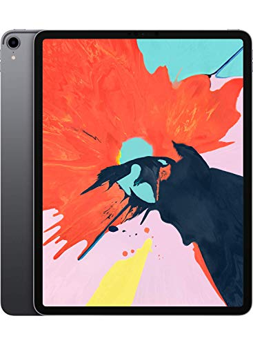 Apple iPad Pro 12.9-inch 256GB Wi-Fi Only (2018 Model, 3rd Generation, MTFL2LL/A) - Space Gray