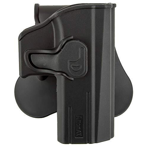 Amomax Paddle Holster für CZ P-07 / P-09 schwarz