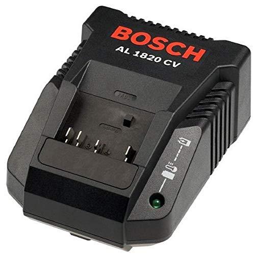 Bosch 2607225426 14.4 V - 18 V AL 1820 CVV Quick Multivolt Charger for Bosch Cordless Power Tools