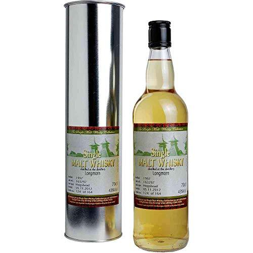 Whisky Longmorn 1997 1997 1997 single cask 163297 Vegan Distillery Longmorn Speyside 700ml-Fl
