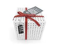 EINZIGARTIGES VERSCHENKEN - SURPRISA bietet die tolle Möglichkeit ein Geldgeschenk oder einen Gutschein besonders kreativ zu verschenken und bei dem Beschenkten einzigartig in Erinnerung zu bleiben. VIELSEITIG - Unsere Geschenkverpackung ist für alle...