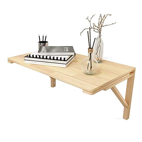 Wangczdz massief houten klaptafel stand opvouwbaar keuken opslagrek salontafel geschikt voor eet- en familietafel