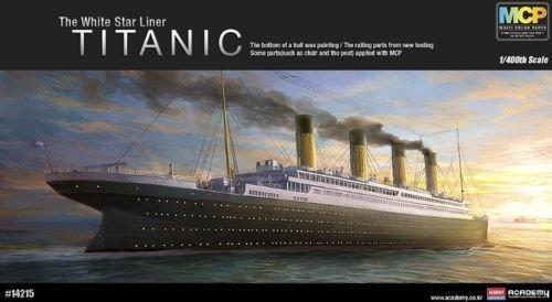 Academy 1:400 - Titanic 'White Star Liner' - ACA14215 by Academy