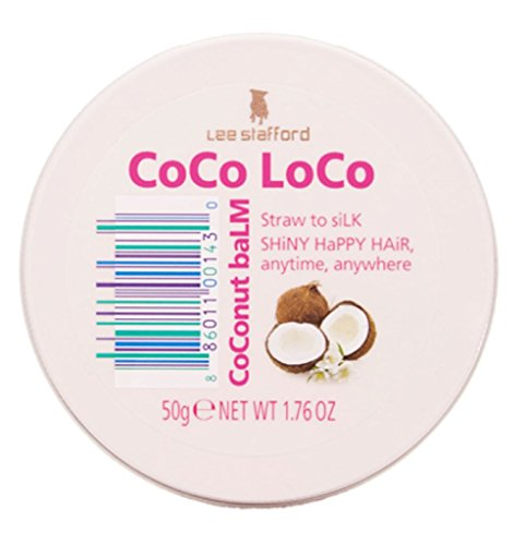 Lee Stafford Coco Loco Nourish and Repair Coconut Balm 50g