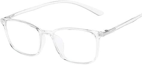 Blue Light Blocking Glasses, Unisex Computer Screen Filter Blocker, Uv Protection Blue Goggles