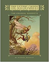 [ The Unusual Suspects (Sisters Grimm (Hardcover) #02) ] By Buckley, Micheal ( Author ) [ 2005 ) [ Hardcover ]