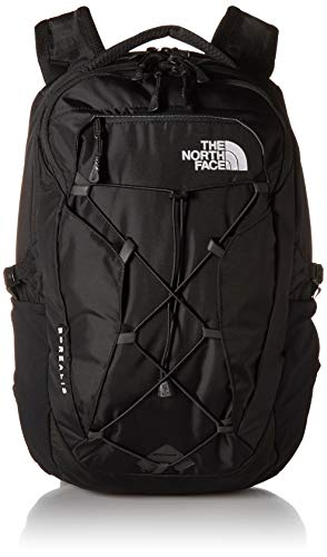 The North Face W Borealis Tnf - Mochila para mujer, color negro