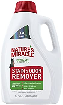 Nature's Miracle P-98152 1-Gallon Stain and Odor Remover