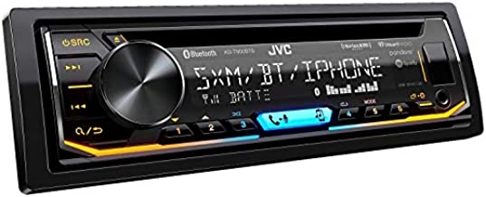 JVC KD-T900BTS CD Receiver Featuring Bluetooth/USB/SiriusXM/Pandora/iHeartRadio/Spotify/ 13-Band EQ