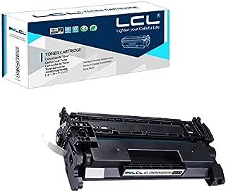 LCL Compatible Toner Cartridge Replacement for Canon CRG052 CRG-052 052H CRG052H CRG-052H 2199C001 2200C001 9200 Pages MF424DW MF429DW MF426DW LBP214DW LBP215DW (1-Pack Black)