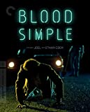 Blood Simple (The Criterion Collection- DIRECTOR-APPROVED EDITION) [Blu-ray]