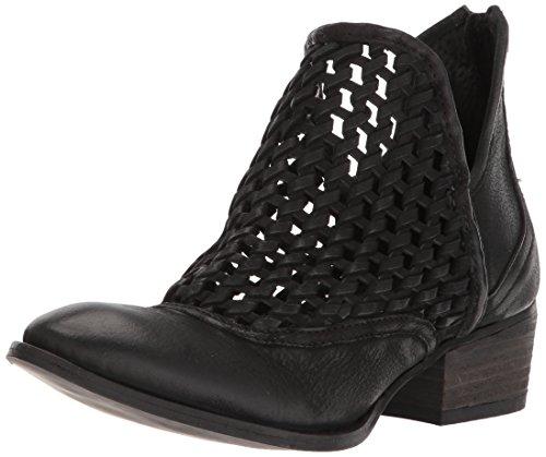 Very Volatile Women's Hudsun Ankle Boot, Black, 4 UK