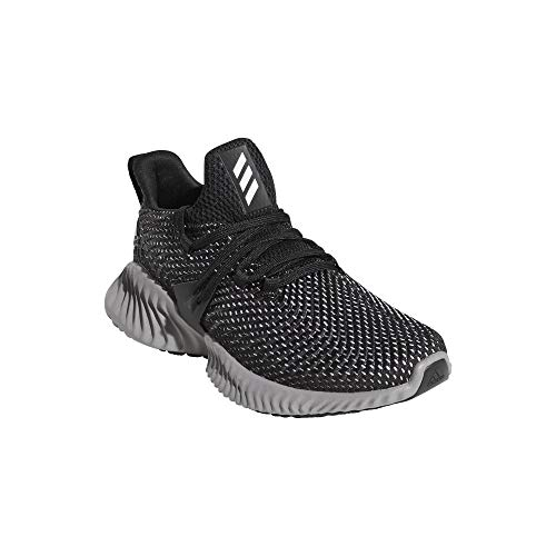 Adidas Alphabounce Instinct J, Zapatillas de Deporte Unisex niño, Negro (Negro 000), 36 EU ✅