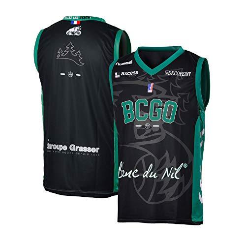 BCGO - Basket Club Gries Oberhoffen BCGO (Gries Oberhoffen) Maillot Officiel Extérieur...