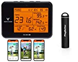 Swing Caddie SC300i by Voice Caddie Golf Launch Monitor Charger Bundle   2021   Includes PlayBetter...