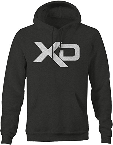 Springfield XD Firearms Sweatshirt - XLarge Charcoal