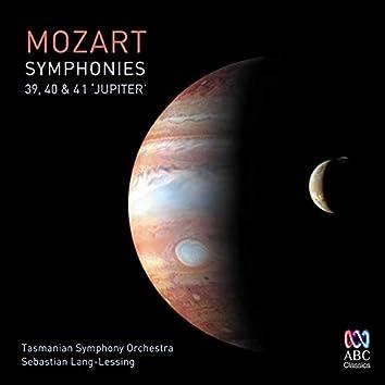 """Mozart: Symphonies 39, 40 & 41 """"Jupiter"""""""